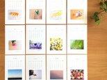 《送料無料》  2020年 カレンダー ポストカードサイズの画像