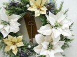クリスマスリース(0419)~Santa's Magic Key(R)~ 40cmの画像