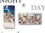 おさんぽネコin砂漠のサボテン図書館 プリントケース iPhone11 iPhoneケース各種 スマホケースの画像