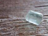 氷のブローチ(水浅葱)の画像