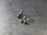 ピアス ランタン jadeの画像