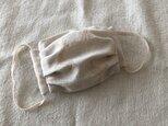 ポケット付き立体マスク*幼児〜低学年用*きりんの画像