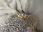 K18 Pink Diamond Ringの画像