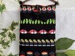 お寿司のスマホポーチの画像