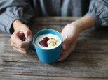 マグカップ コーヒーカップ 250ml(ターコイズブルー/トルコ青)の画像