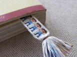 カード織りブックマーク ::pojkar::の画像