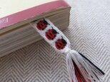 カード織りブックマーク ::nyckelpigor::の画像