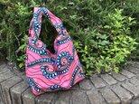 b377-アフリカ布ecoバッグの画像