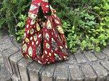 b379-アフリカ布ecoバッグの画像