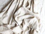 K様オーダー専用画面♡ブラックリネンフレアーギャザースカート&ホワイトリネン夏のプルオーバーの画像