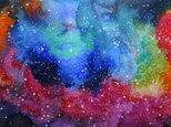 【原画】星雲2020-1(シート販売)の画像