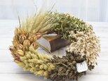 グルーピングリース(小麦)・八ヶ岳南麓からの贈り物の画像