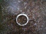 ★再販★simple ring(silver*3)の画像