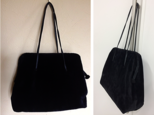 癒されバッグ~漆黒プレミアムファーの画像