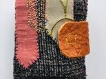 財布 1148 手縫い財布 ハンドメイド 布財布 の画像
