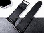 高級レザー スイフトレザー 腕時計 アップルウォッチバンド Apple Watchの革ベルトメンズ レディース 時計ベルト 皮 の画像