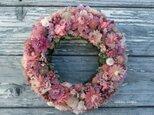 atelier blugra八ヶ岳〜PinkWreath01の画像