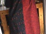M様専用久留米絣バルーン袖ワンピースの画像