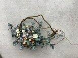 atelier blugra八ヶ岳〜(定形外郵便発送)柳小枝のMiniWreath02の画像