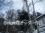 atelier blugra八ヶ岳〜G-mum様オーダー作品の画像