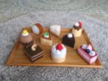 おままごと・セット【ケーキ屋さん】の画像