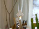 プリズムグラスディフューザー 三角錐/Prism glass diffuser Pyramid 送料無料の画像
