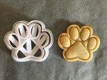肉球 クッキー 型の画像