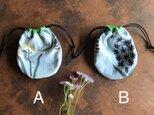 卵形ミニ巾着   球根の花の画像