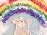 『虹色』 ポストカード 3枚セットの画像