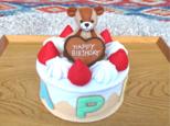 ハッピー・ケーキの画像