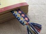 カード織りブックマーク ::blommor::の画像
