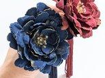 『はるむら様 オーダー品』お花のかんざしセットの画像