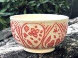 *くまもんもん様 専用* 掻き落とし茶碗 — アラベスクの画像