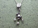 Comical Frog Pendant [grocca]の画像