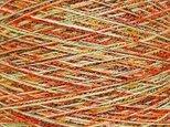 リングミックス糸 ミックスカラー 150 gの画像