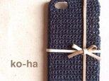 iPhone5/5s/6ケース 【リボン】の画像