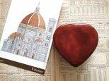 【受注製作】ジュエリーボックス/Heart of Firenzeの画像
