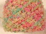 手染め糸 ウールビッグループ 418㊹ 140gの画像