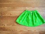 星のミニスカート90〜100(グリーン)の画像