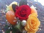 flowerフルーツタルトの画像