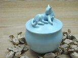 キャンディーBOX・アイスブルー・ニャンコ-Dの画像