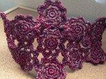 かぎ針編みのカチューム【オーダー品】の画像