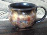 金たたきコーヒー碗の画像