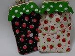 smart phone case (fraise white)の画像