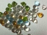 M様専用 宝石質のクリスタル チャーム2個の画像