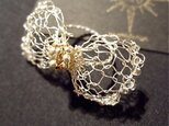 wire ribbon ringの画像