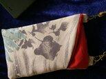 ポーチ「菊花」の画像