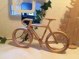 woodRoadbike外枠付 胡桃【calms】his145の画像