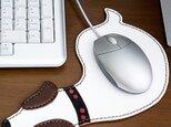 革製マウスパッドの画像