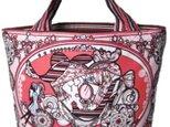 シンデレラアートのトートバッグです。の画像